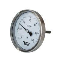 Thermomètres 1685-Thermo-Axial-Bimétal-Cadran-L63